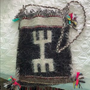 Kabyle Bag. Bought in the mountains of Batna